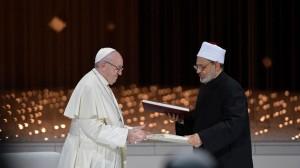 firma-abu-dabi-papa-francesco-e-imam