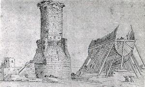 filippo-napoletano-la-torre-di-san-vincenzo-a-napoli-con-una-nave-in-costruzione