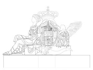 scultura-in-stucco-ricomposta-e-graficizzata-in-cad