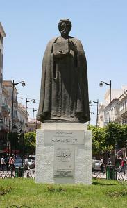 statua-di-ibn-khaldun-a-tunisi
