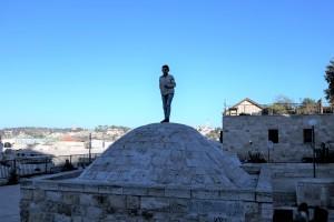Jerusalem Roof Tops