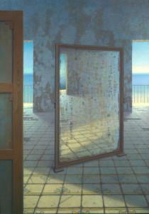 2atelierriflessione-improbabile1995-olio-tavola-cm-225x160