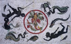 2pompei-casa-di-menandro-mosaico-con-nuotatori-e-pescatori