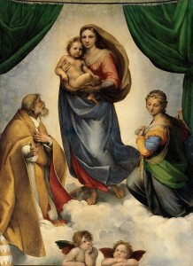 foto-1-raffaello-madonna-sistina-1513-1514-gemaldegalerie-alter-meister-dresden
