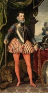 Don Giovanni d'Austria, dipinto attribuito a Juan Pantoja de la Cruz, Madrid, Museo del Prado