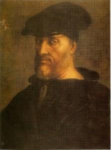 Andrea Doria, cerchia di Sebastiano del Piombo, Genova, Galleria di Palazzo Bianco