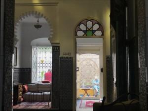 Minette a  casa Tetuan, Marocco (ph.