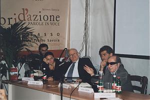 Cirese ad un convegno con Puccini