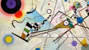 Kandinsky, Composizione