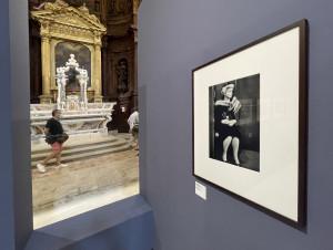 Particolare della Mostra dedicata a Sabine Weiss A PHOTOGRAPHER'S LIFE, Presso la Chapelle du Museon Arlaten - Museé de provence (ph. Giuseppe Sinatra)