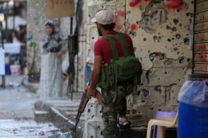 Campo profughi palestinesi in Libano (Al-Jazeera website, Ali Hashisho/reuters)