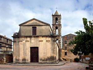 Aleria - Chiesa di S. Marcellu
