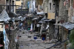 Campo profughi palestinesi in Libano