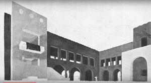 Piano Regolatore di Pomezia, progetto Caracciolo