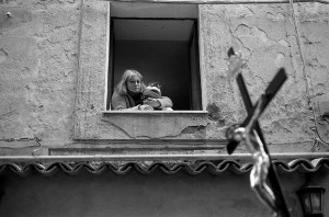 Gli sguardi dei siciliani di Tano Siracusa