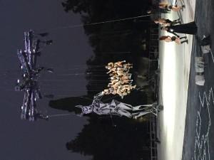 Le Baccanti, Prove, Siracusa 2021 (ph. Biuso)