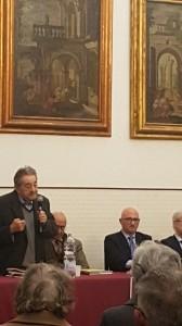 Salvatore Costanza al convegno su L'Ora del 2011