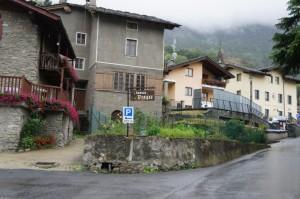 Hameau, micro-frazione del paese di Jovençan (ph. T. Boos)