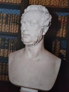 Busto di Vincenzo Salvagnoli, Emilio Santarelli, 1842, Empoli, Biblioteca Comunale Renato Fucini