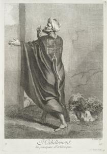 L'illustrazione di  un ottomano che porta il turbante di Jean-Baptiste Vanmour, 1707