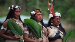 Achuar nella foresta peruviana