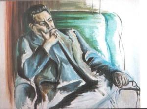 Giuseppe Corsini, Ritratto di Salvatore Costanza