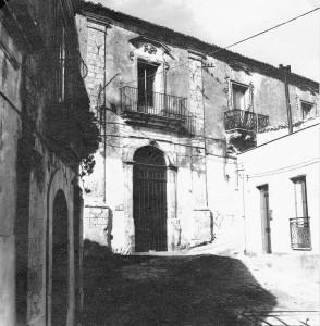 Palazzolo Acreide, Il palazzo che ospita la Casa Museo Uccello (ph. Nino Privitera)