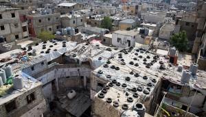Campi profughi palestinesi in Libano
