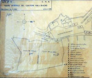 Planimetria Fincantieri