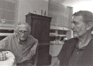 con Roberto J. Llaryora